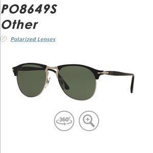 Persol Polarized Sunglasses w/ Box
